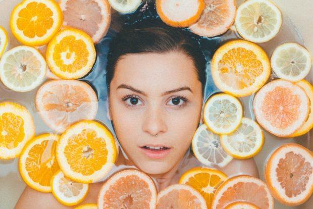 Green Foods For Beautiful Skin, Eat Fresh Vegetables and Fruits for White and Beautiful Skin