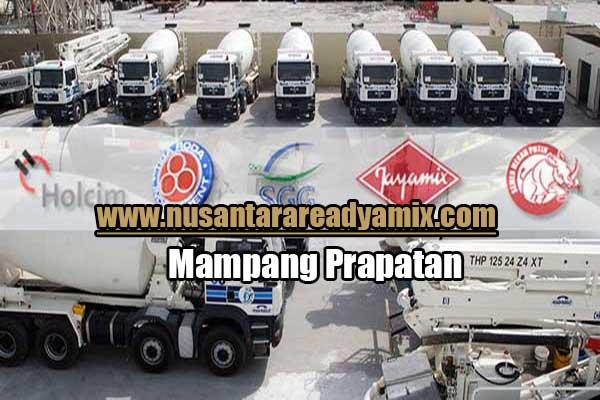 Harga Beton Jayamix Mampang Prapatan