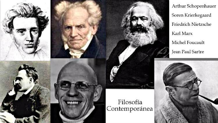 Filosofía Contemporánea (Historia)