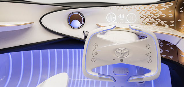 Concept-i : Mobil Futuristik yang Cerdas dan Friendly! Merraccodde