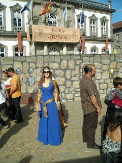Vestido Medieval Feira Franca 2
