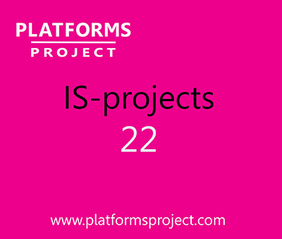 IS-projects booth 22
