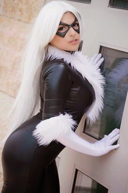 Maria Ramos Cosplay Blackcat