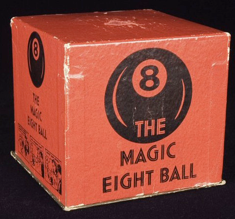 The Curious History of the Magic 8-Ball