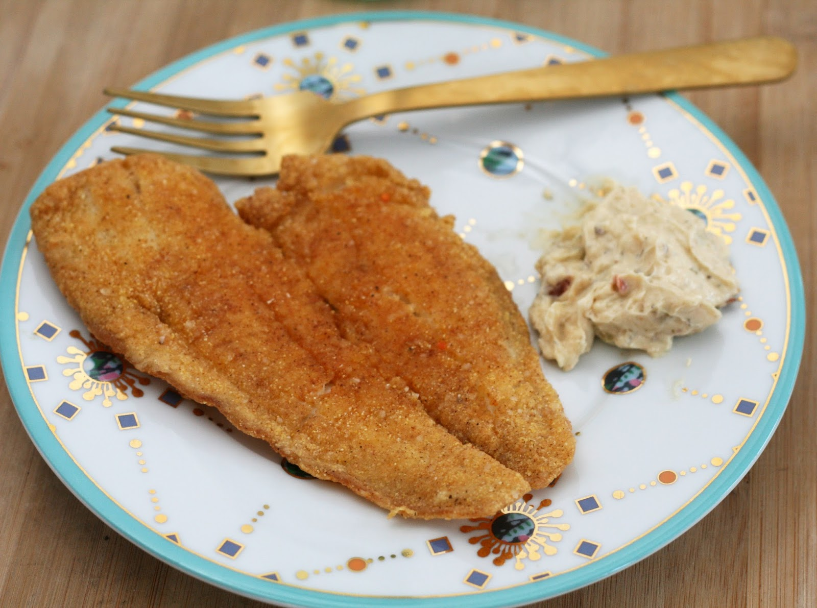 Recipes by Rachel Rappaport: Fried Fillet of Flounder