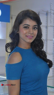 Telugu Actress Yamini Bhaskar Latest Pos in Blue Top and Black Skirt  0025.jpg