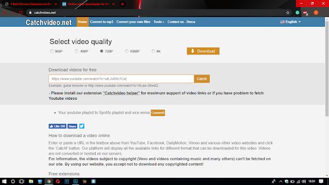 Catchvideo .net