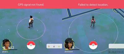 Cara Mengatasi GPS Signal Not Found Pokemon Go dengan mudah