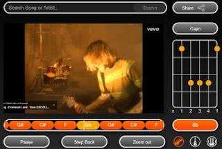 accordi chitarra con video