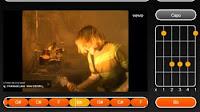 Seguire gli accordi di chitarra dai video