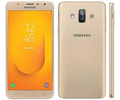 Layar Samsung Galaxy J7 Duo