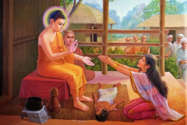 Đạo Phật Nguyên Thủy - Kinh Tăng Chi Bộ - 7 loại vợ