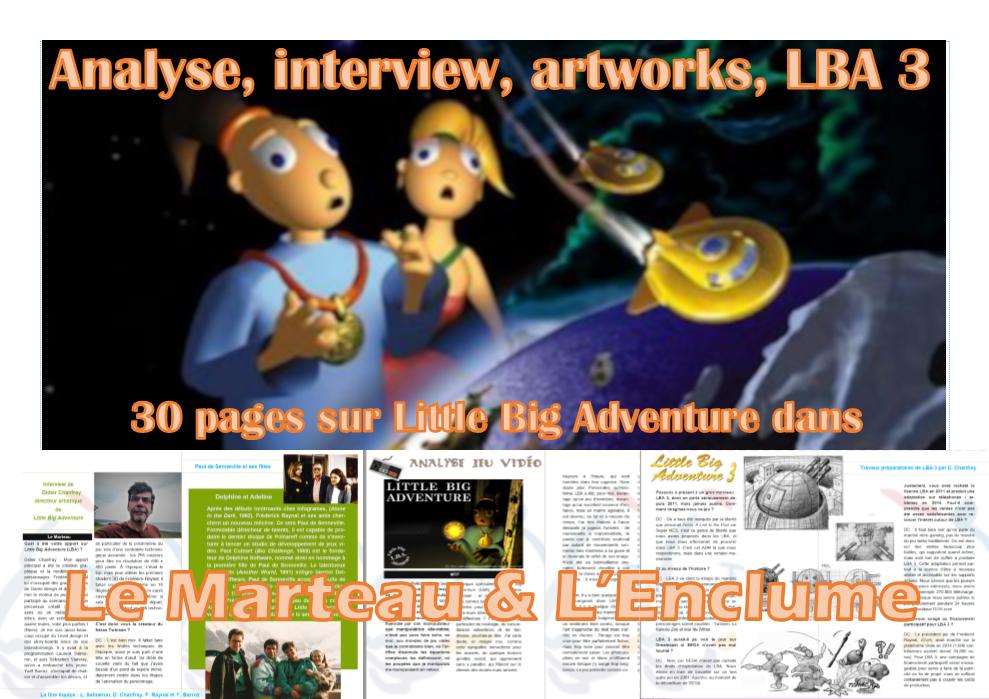 """webzine """"Le Marteau & L'Enclume"""" 2"""