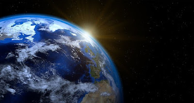 Berapa Kecepatan Rotasi Bumi?