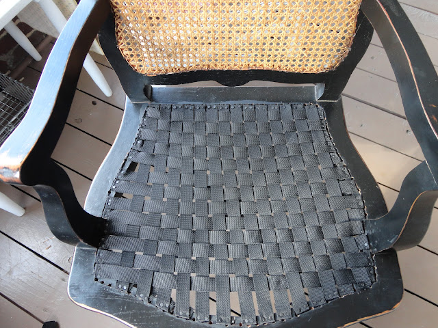 Repairing Cane Seat Chairs Dx Razer Chair Days At Buttermilk Cottage: Repair