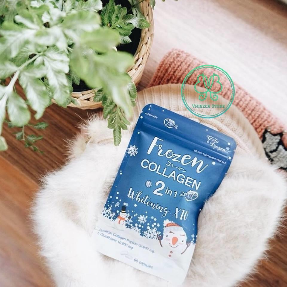 Manfaat Frozen Collagen 2 in1