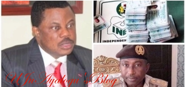 Anambra Election: How foreigners with Nigerian voters cards and national identity cards planned to infiltrate election - NIS reveals