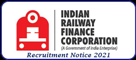 IRFC Recruitment 2021