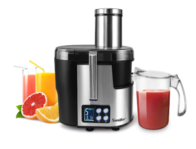 SONIFER SF-5515 Electric Juice Extractor