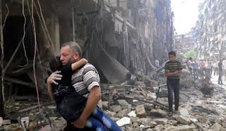 Neuf civils tués dans une frappe de la coalition en Syrie