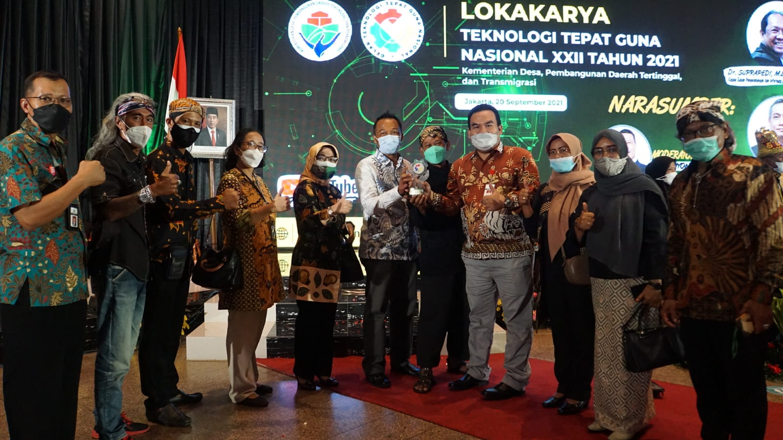 Blora Juara 2 Nasional Posyantekdes