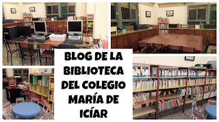 Blog de la biblioteca escolar María de Icíar