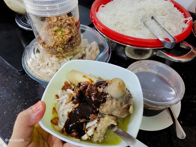 Puashati Dapat Makan Soto Gearbox Masak Sendiri
