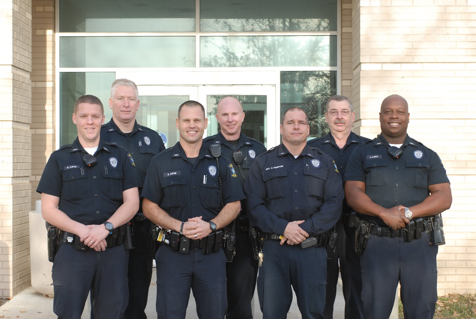 Police Leawood Department