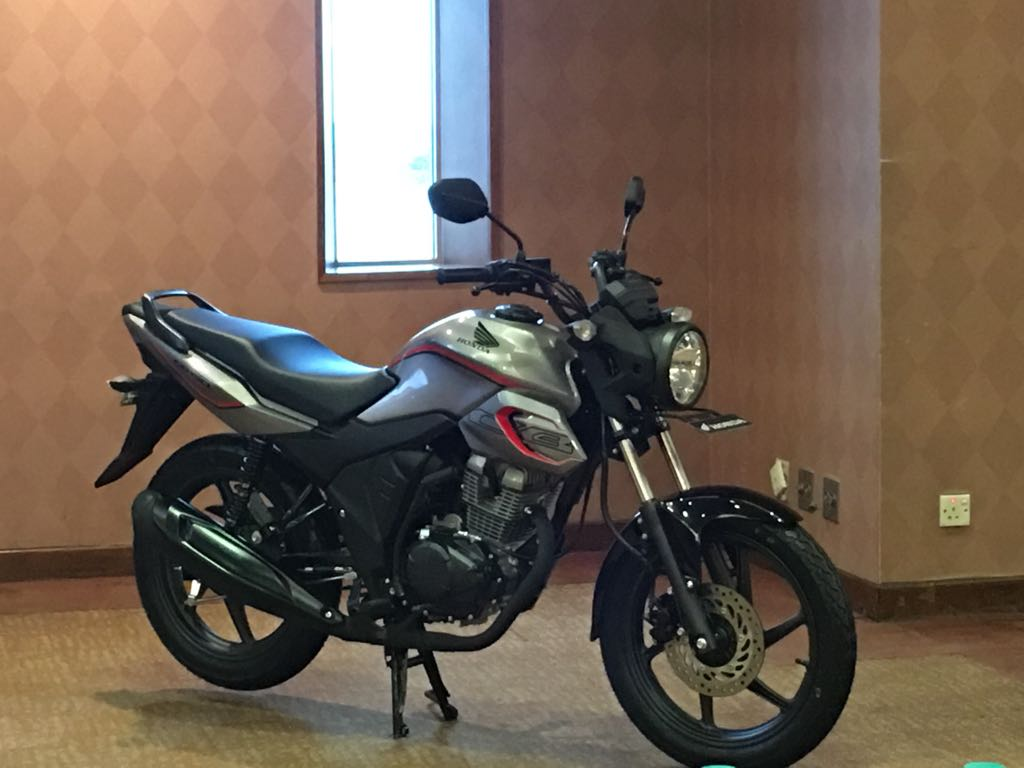 All New Honda CB150 Verza - Spesies apakah ini ? | Promo