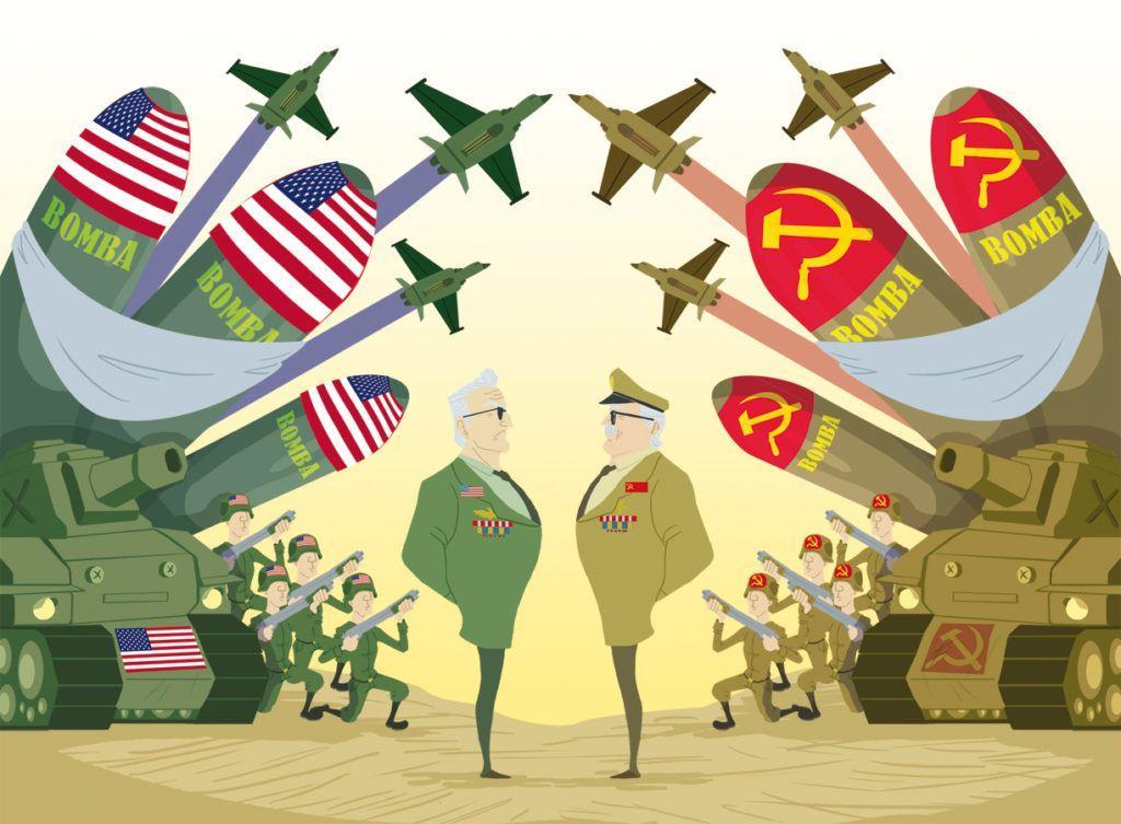 12 Apostilas sobre a Guerra Fria para Download gratuito [PDF]