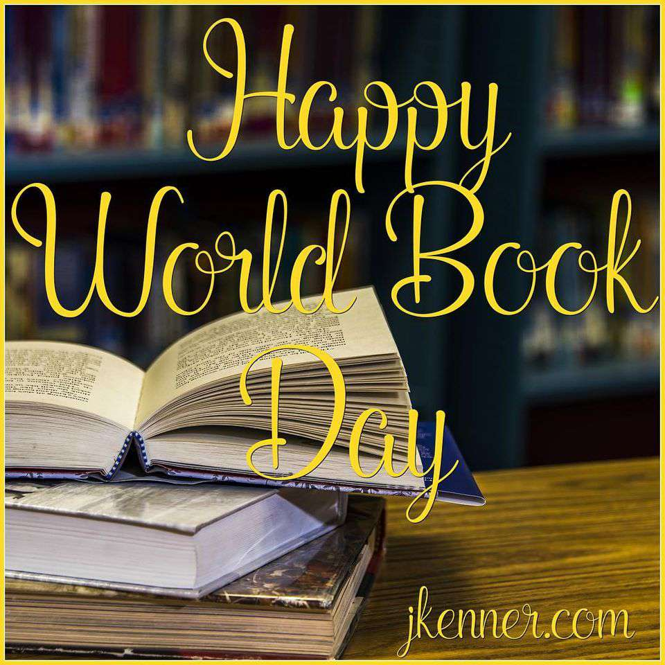 World Book Day Wishes Images download