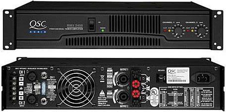 Inilah Bagian-Bagian Audio Amplifier Beserta Fungsinya
