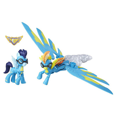 Guardians of Harmony Spitfire and Soarin