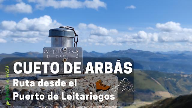 Cueto Arbás, techo del Concejo de Cangas del Narcea