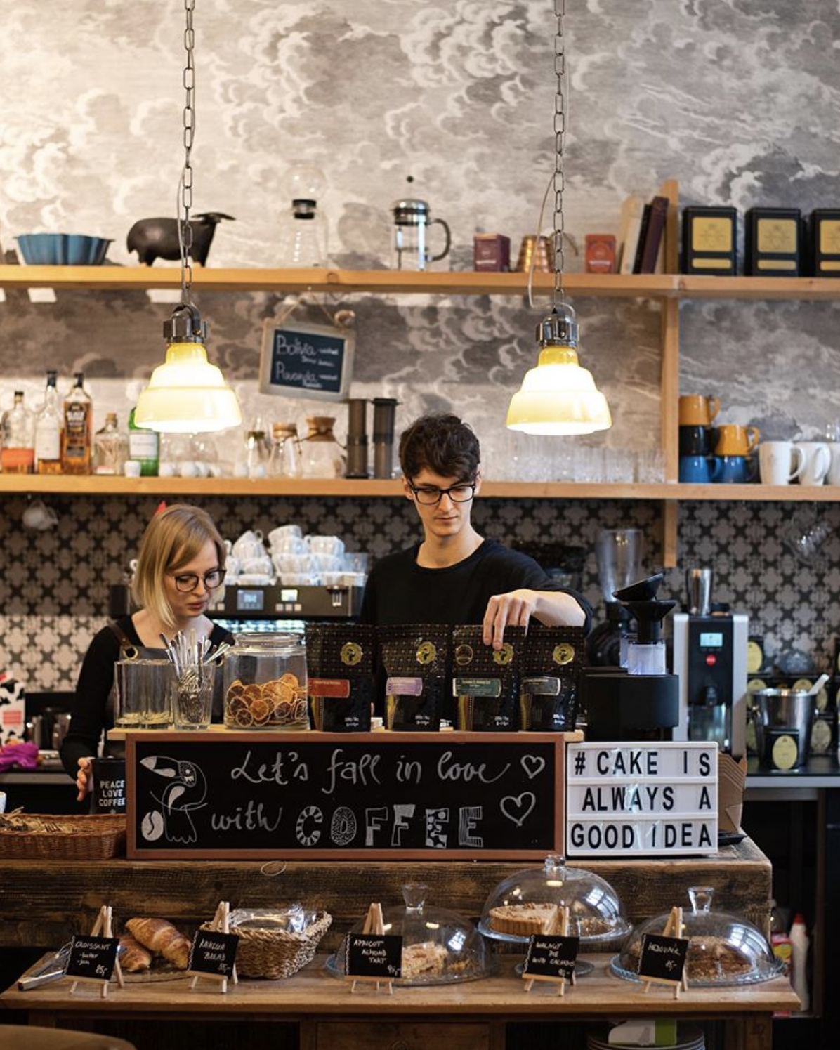 Prague Off The Beaten Track - Specialty coffee and secrets of Prague