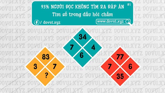 93% so nguoi doc khong tim ra dap an ( phan 3 )