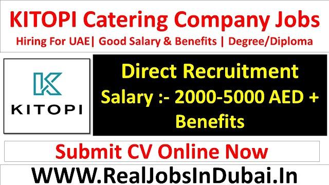 KITOPI Careers Jobs Opportunities In UAE -2021