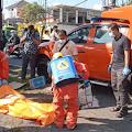Gempar.. Seorang Pemuda Tiba-tiba Tergeletak Di Area Parkiran Resto, Setelah Dicek Sudah Tidak Bernyawa