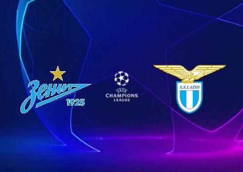 Zenit vs Lazio -Highlights 04 November 2020