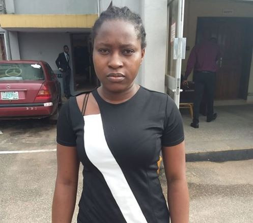 'Yahoo Girl', Christiana Nkemdirim bags 8 months Imprisonment
