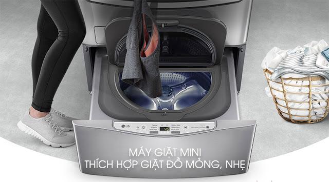 Máy giặt LG TC2402NTWV