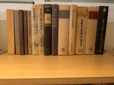 Mi Círculo de Lectores 1970