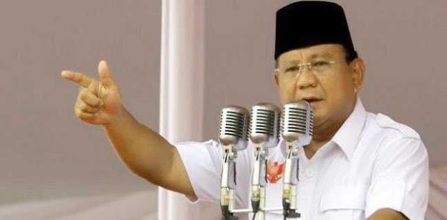 Protes 'Tampang Boyolali', Prabowo: Saya Kira Mungkin Berlebihan