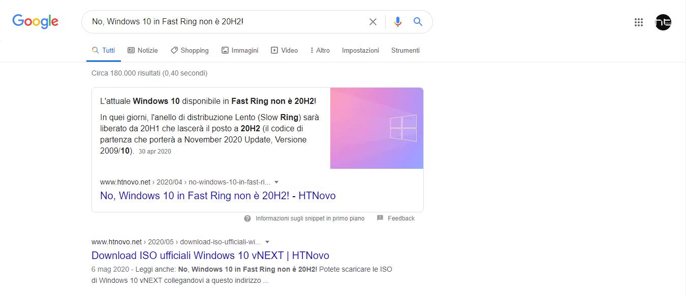 Google-snippet-in-primo-piano