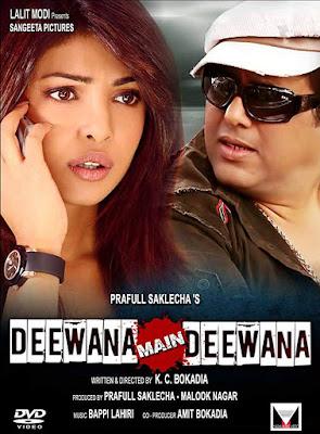 Deewana Main Deewana 2013 Hindi 720p WEBRip 1GB Esub