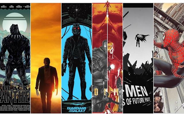 Mejores películas de Marvel en el cine