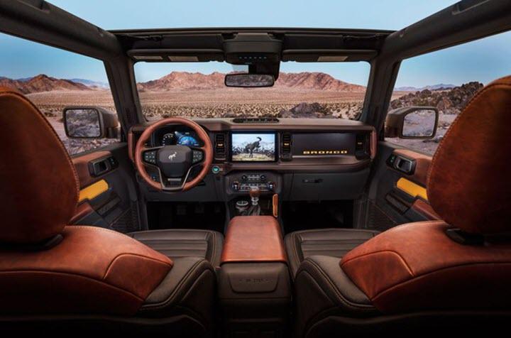 Ford Bronco bản đắt tiền nhất 'cháy hàng' khi vừa trình làng