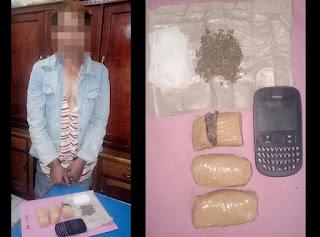 Undercover Buyer, Satres Narkoba Solok Bekuk Pengedar Ganja di Selayo