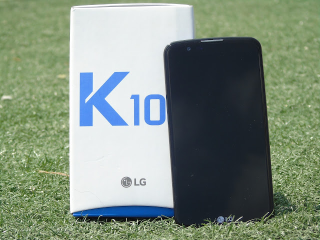 LG K10 (REVIEW)