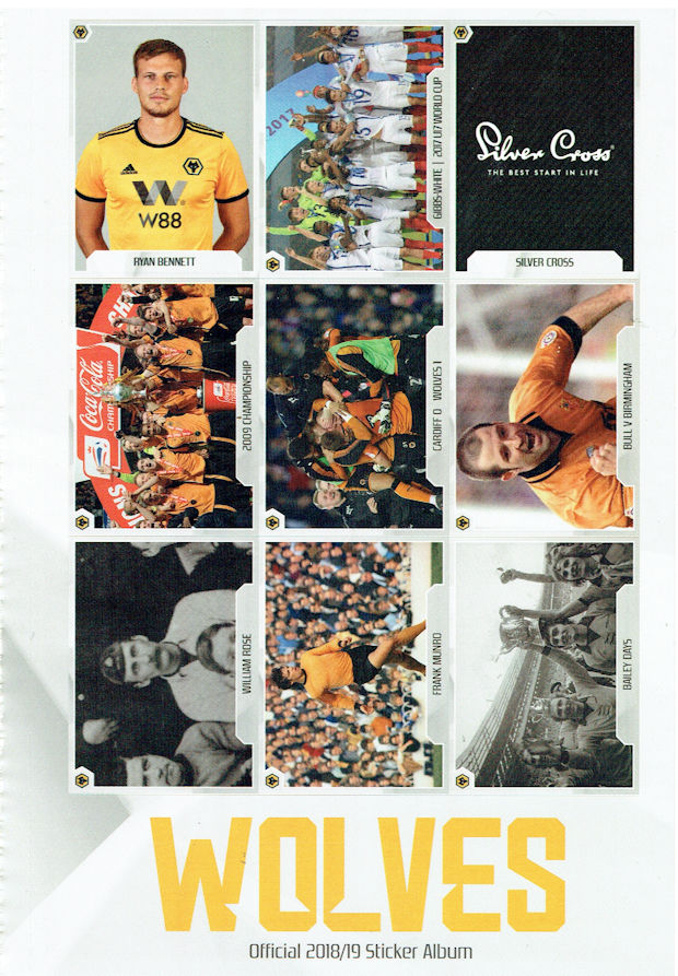 Football Cartophilic Info Exchange: Wolverhampton Wanderers